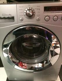 Faulty lg washing machine
