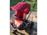 Quinny Buzz 3 pram and pushchair