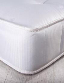 Single pocket spring mattress £50