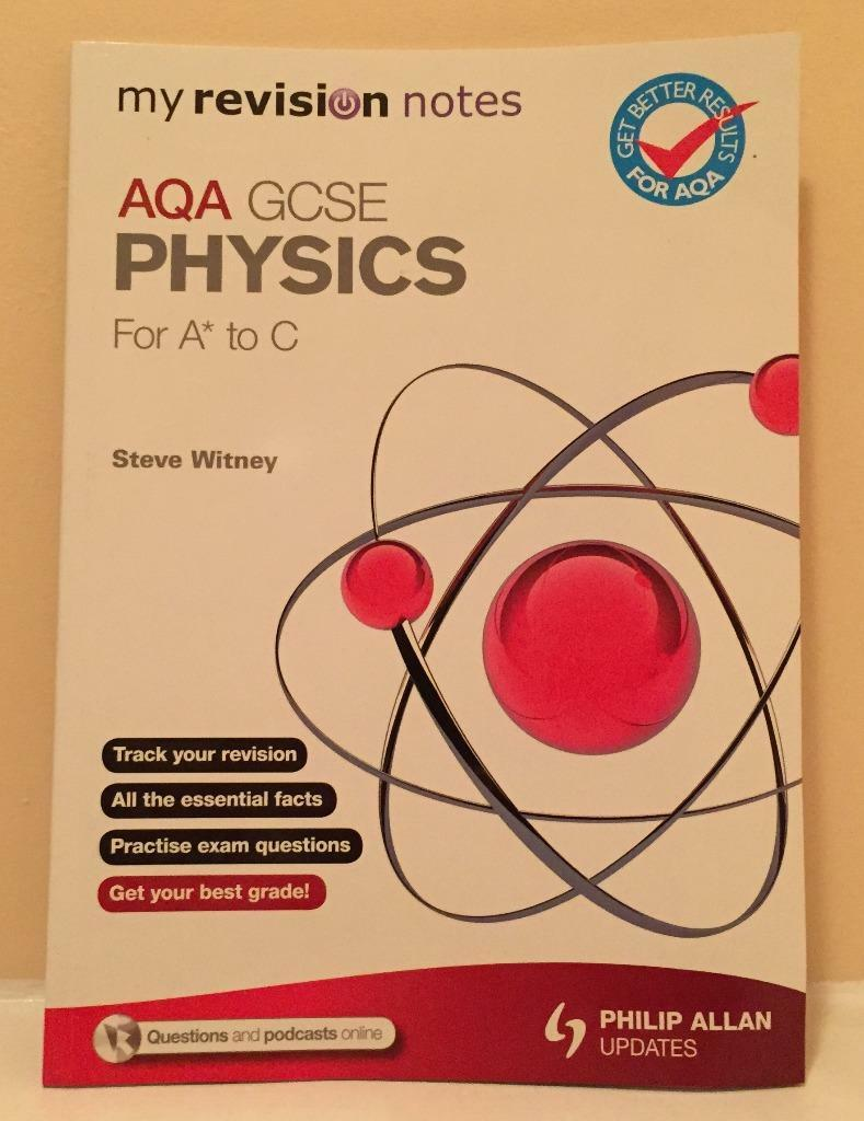 revision physics Oxford physics for igcse (revision guide) pdf book, by sarah lloyd, isbn: 0199154368, genres: physics.