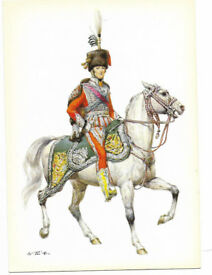 6 Militaria Postcards by Artist Wolfgang Tritt. Publishers Edition Korsch. Mint Condition