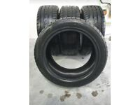 Volkswagen T5 Vitora Highlife Tyres