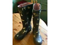 JOULES SIZE 6 WELLIES