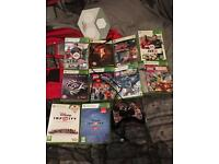 Xbox 360 job lot