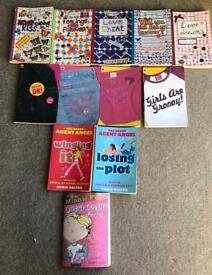Selection of 12 Teenage Girl Paperbooks