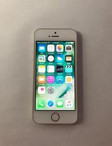 ROGERS Gold 32GB iPhone 5S (A Condition) W/Original Box -- BUY LOCAL!! -- [4165]