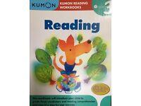 Kuman Reading Work Books Grade 3