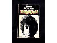 Tarantula Bob Dylan's original classic