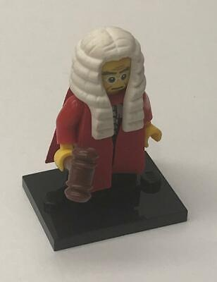 Lego Judge Collectible Minifig Figure: Series 9: 100% Complete