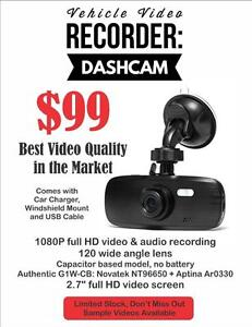 DVR Dashcam Car Camera Dash Cam