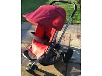 Quinny Buzz 3 pushchair buggy