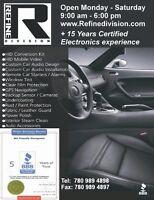 Remote car starter edmonton specialist +15 Yrs Exp /Compustar