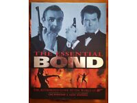 The Essential Bond Hardback Book