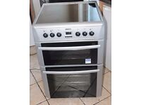 6 MONTHS WARRANTY Beko 60cm, double oven FREE DELIVERY