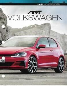 VOLKSWAGEN ART REPLICAS RIMS FREE SHIPPING IN CANADA