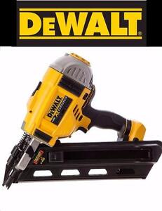 DeWalt 20V MAX* XR Lithium-Ion Brushless Dual Speed Framing Nailer (DCN692M1R)