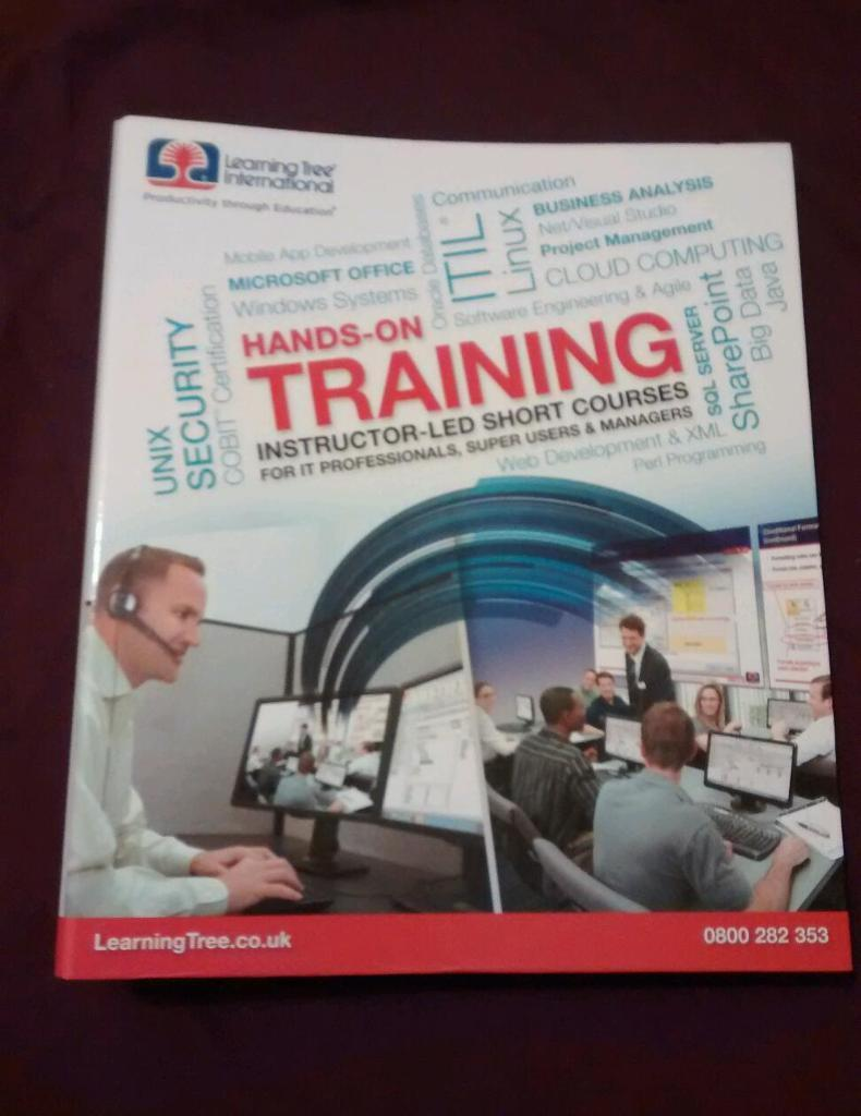 Learning Tree International Course Material