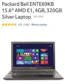 Packard Bell laptop brand new
