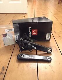 Quarq DZERO Carbon Power Meter Chainset