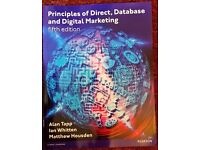 Principles of Direct, Database and Digital Marketing fifth edition | Pearson Book