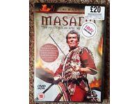 DVD - New/Unopened 'Masada'