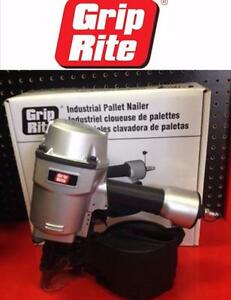 "Grip-Rite Industrial Pallet Coil Nailer 2 3/4"" (JRTCN70)"