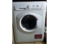 Hotpoint Aquarius WDL520P 7Kg Washer 5Kg Dryer Polar White