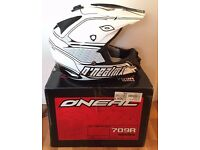 O'Neal 709R Motorcycle Helmet - Off Road, Motocross, Enduro - Size Small