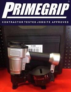 PRIMEGRIP Coil Roofing Nailer (CR45) NOT MADE IN CHINA