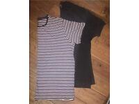 2 x men's t-shirts from F&F. Size XL. £5
