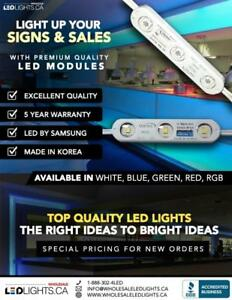 Wholesale LED Light Modules for all Businesses and Applications - Best Quality Waterproof