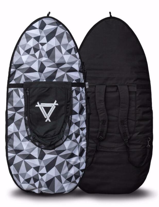 "54"" Skimboard/Wakesurfer Double Backpack Style Travel Bag/Pixel"