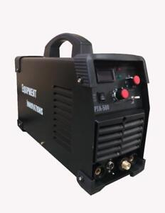 Equipment Innovations  PTA-500 3 in1  PLASMA CUTTER severs 3/4 200amp TIG & ARC  on sale 2 year replacement warranty