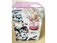 Japanese JDM Car Air Freshener Perfume White Shampoo Liquid Carmate