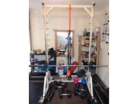 Commercial Smith machine for Olympic weights - home Gym
