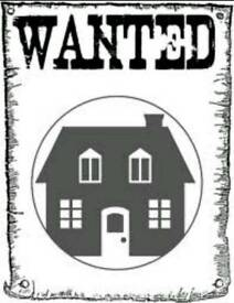 Long term rental wanted.