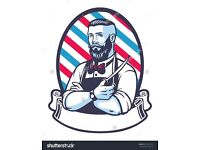 Trainee barber looking for an opportunity