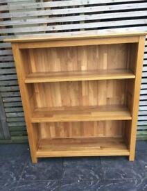 Solid oak shelf by Devonshire Furnishings, fantastic quality, like new condition