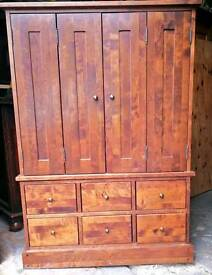 Laura Ashley TV cabinet