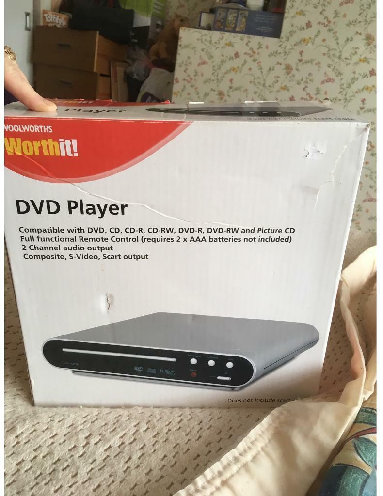 DVD player | in Exeter, Devon | Gumtree