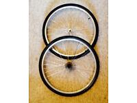 Bike wheels 700xc