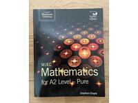 WJEC Mathematics for A2 level - pure