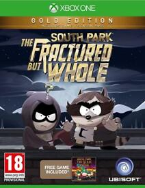 South Park Fractured But Whole Gold Xbox One