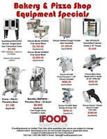 Restaurant & Bakery Equipment