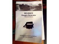 Oxygen Generator Brand New!