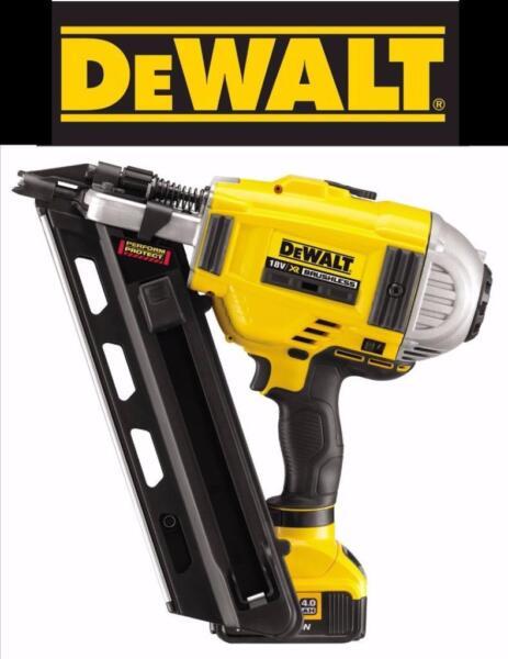 Dewalt Cordless Framing Nailer Dcn692m1 Type 2 New Model
