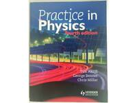 Practice in Physics 4th edition Question Workbook