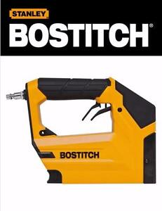 Botitch 3/8 Crown Uphostery Stapler T50 (BTFP71875) NEW