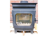 3kW DEFRA Approved Wood Burning Stove Plus Accessories