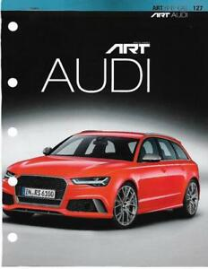 AUDI ART REPLICAS RIMS, FREE SHIPPING IN CANADA